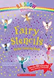 Rainbow Magic: Fairy Stencils Sticker Coloring Book