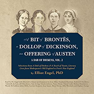 A Bit of Brontës, a Dollop of Dickinson, an Offering of Austen Audiobook