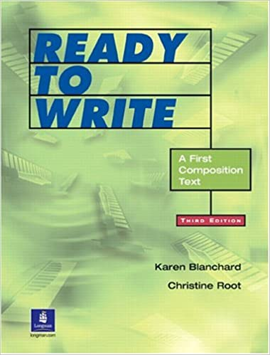Amazon ready to write a first composition text third edition ready to write a first composition text third edition 3rd edition fandeluxe Images