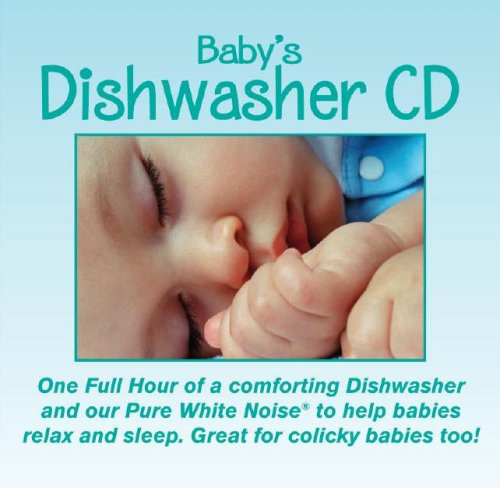 Price comparison product image Baby's Dishwasher: Dishwasher Sound Sleep CD
