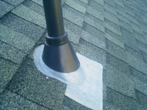 Seal Roof Vents - Vent Seal Plus - 2 In. Full Skirt