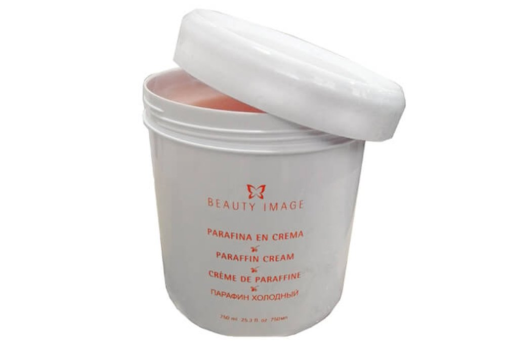 Crema paraffina per sudorazione - 750ml. Beauty Image