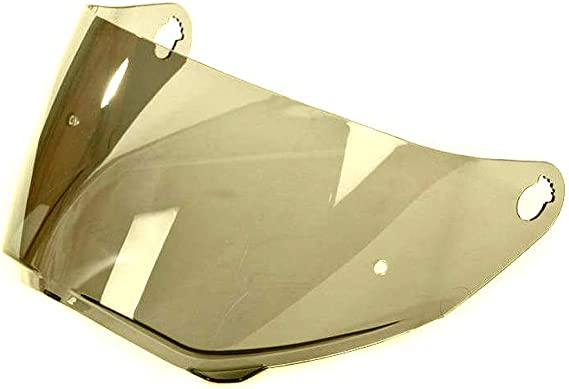 HJC Helmets HJ-27 Pinlock RST Color Mirror Coated Shield Gold XF-10