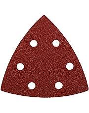 kwb Quick-Stick Klittenband- driehoek voor 93 mm deltaschuurmachine (edelkorund, voor hout en metaal) K 180 96mm