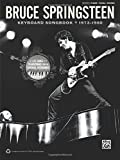 Bruce Springsteen Keyboard Songbook 1973-1980: Piano/Vocal/Guitar