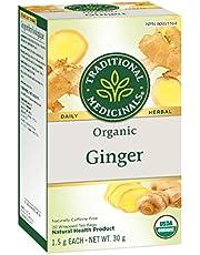 Traditional Medicinals Organic Ginger, 20 tea bags, 30g