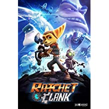 "CGC Huge Poster - Ratchet and Clank PS4 - EXT290 (24"" x 36"" (61cm x 91.5cm))"
