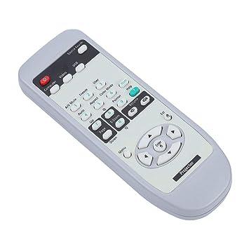 Zerone Mando a Distancia Universal para proyector EPSON EMP-7800 EMP-7850 EMP-7900 EMP-7950 EMP-8300 EMP-830 EMP-835 EMP-1830 EMP-1815