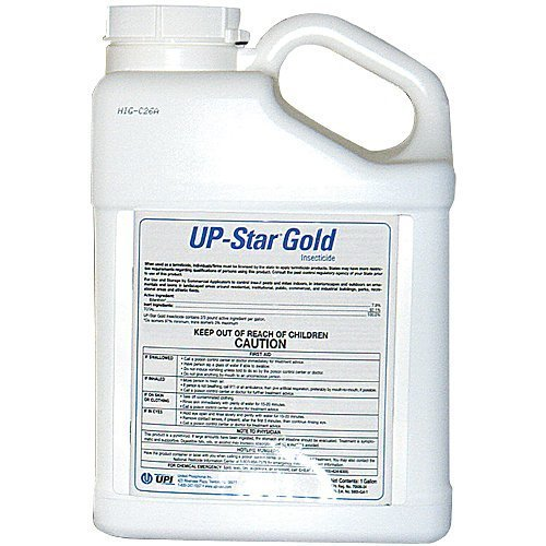 UP Star Gold Insecticide, 1 Gallon by UP Star Gold