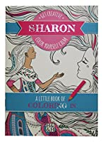 Coloring Books Sharon Drawing Book
