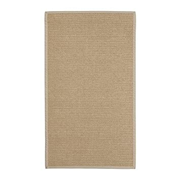 Ikea Egeby Tapis Tisse A Plat Naturel 80x140 Cm Amazon Fr