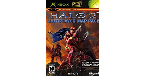 amazon com halo 2 multiplayer map pack xbox artist not provided