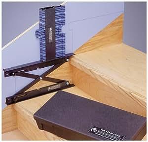 Wheaton Tools PL600 Stair Genie Skirt/Stringer Layout Gauge