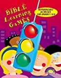 Bible Learning Games, Mary R. Pearson, 0937282758