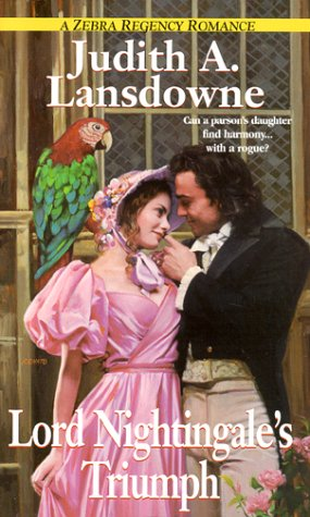 Lord Nightingale's Triumph (Zebra Regency Romance) by Zebra