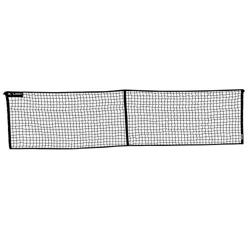 Rolbak 20 Feet Guard Net Set with Pegs, Ground Anchors, Steel Posts and Carry-All Bag
