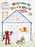img - for Welcome to Elmo's World: A Magnetic Playbook book / textbook / text book