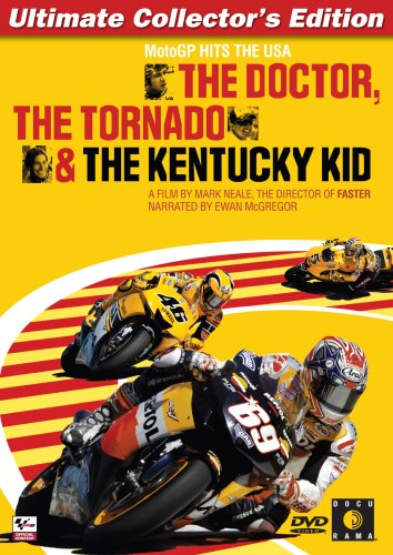 The Doctor, the Tornado, and the Kentucky Kid (Ultimate Collector's Edition)