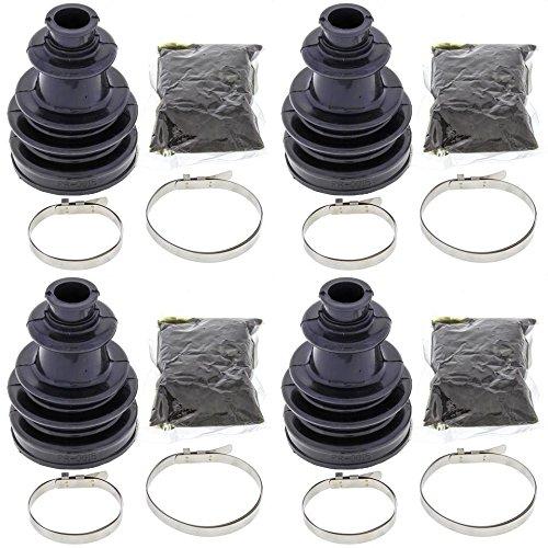Complete Front Inner & Outer CV Boot Repair Kit for Polaris Ranger 900 XP 2013-2016 All Balls