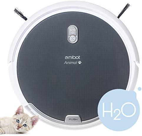AMIBOT Animal H2O – Un robot aspirador pensado para aspirar el ...