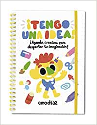 AMAZON COMPRAR AGENDA CREATIVA