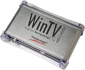 HAUPPAUGE WINTV NOVA-T USB2 DRIVERS DOWNLOAD FREE