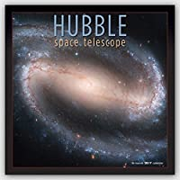 Hubble Space Telescope 2017 Square Wall Calendar