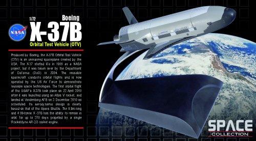 Dragon Models 1/72 X-37B Orbital Test Vehicle (OTV) from Dragon Models USA