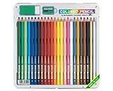 三菱鉛筆 色鉛筆 スタンダード 890級 24色
