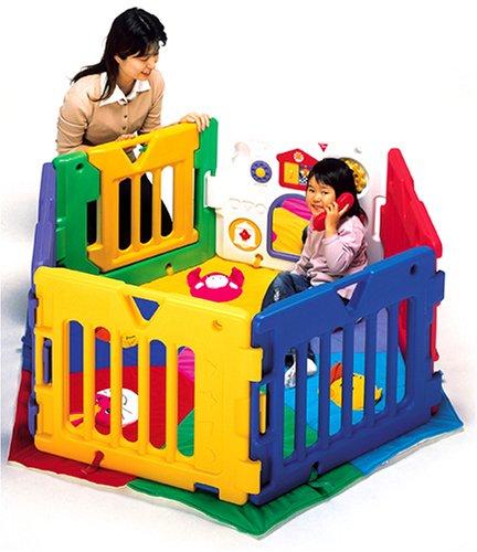 日本育児 ミュージカルキッズランドDX NI-0006   B000ESCQTG