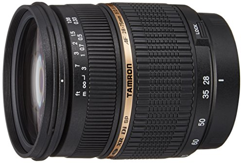 Tamron AF 28-75mm f/2.8 SP XR Di LD Aspherical (IF) for Sony (Model A09S) - International Version (No Warranty)