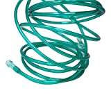 Pivit Crush-Resistant Oxygen Tubing 25 ft Green