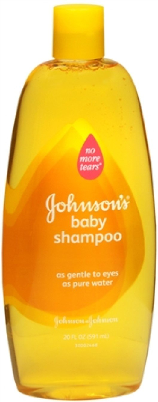 Johnson's Baby Shampoo, 20 Ounce (Pack of 6)