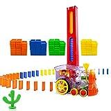 Domino Train, Domino Blocks Set, Building and