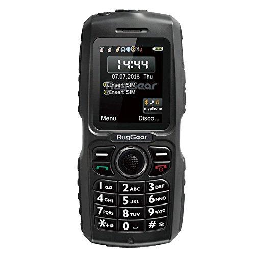 RugGear® Waterproof Phone   Mariner RG100 Phone   Unlocked Rugged Phone  (Black)