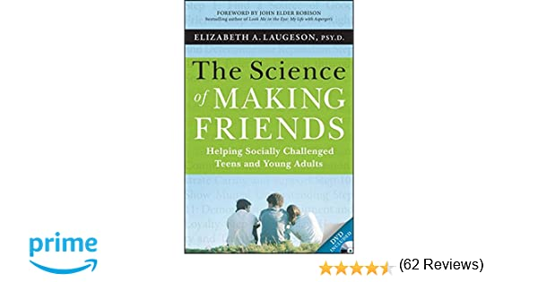 The Science of Making Friends, (w/DVD): Helping Socially ...