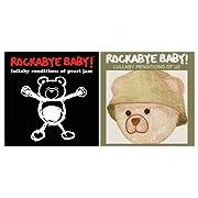 Rockabye Baby Lullaby Renditions 2 CD Set, Pearl Jam/U2