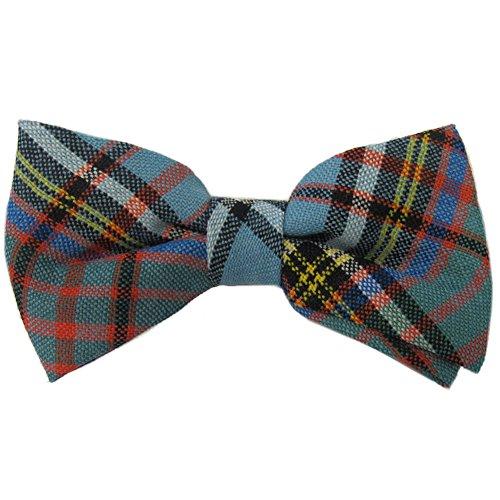 (Mens Mens Anderson Ancient Tartan Pre-Tied Bow Tie)