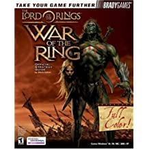 The Lord of the Rings(TM): War of the Ring(TM) Official Strategy Guide