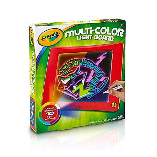 Crayola Multi Color Electronic Lights Motion