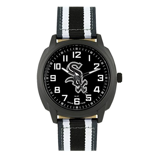 White Watch Game Chicago Sox (Chicago White Sox Ice Mens Wrist Watch)