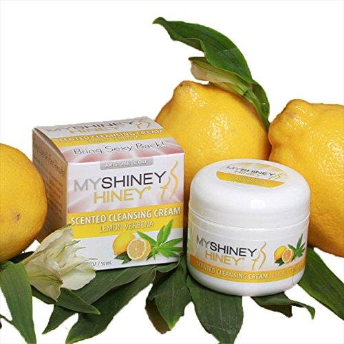 Mon personnel Hiney Shiney Cleansing Cream, verveine, 1,7 oz