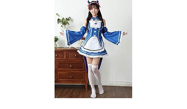 DEXIAOBANG Disfraz De Halloween Ron Cosplay Anime Devil Maid ...