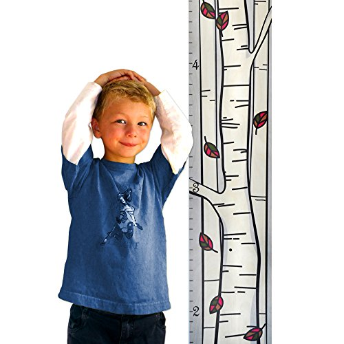Growth Chart Art Modern Height