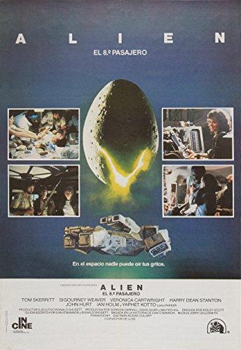 """Alien  Movie Poster 24""""x36"""""""