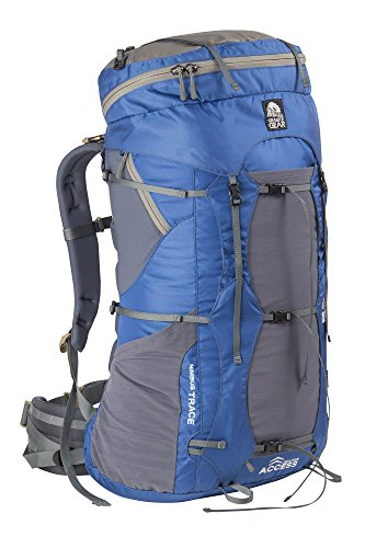 Granite Gear Nimbus Trace Access 85 Backpack - Blue/Moonmist Short Torso by Granite Gear