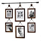 Wall Solutions Hanging Gallery, 8 photo capacity | Two 8''x10'' | One 11''x14'' | One 10''x13''
