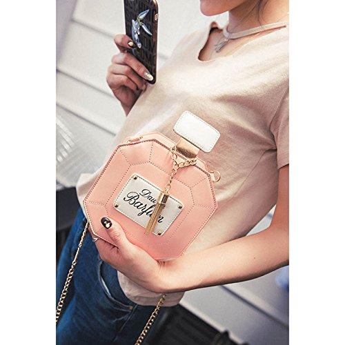 Bag Perfume Clutch Purse Women Pt2 Party Chain Donalworld Bottle Evening fqgwnpZ6fx