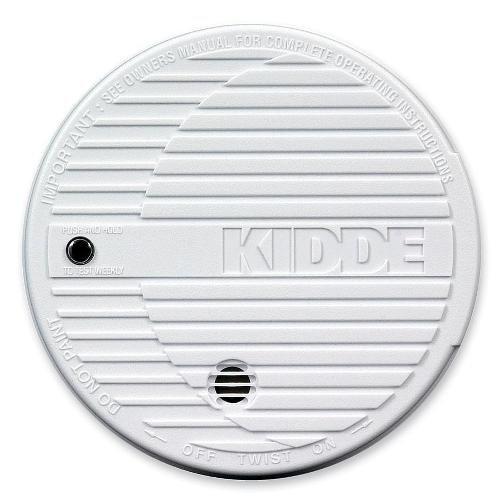 KID440374 - Kidde Battery Powered Fire Smoke Alarm