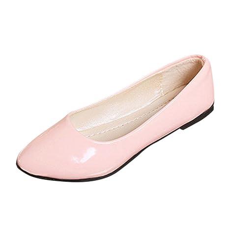 Sandalias mujer, Manadlian Las mujeres se deslizan en los zapatos planos Sandalias Casual